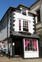 The Crooked House of Windsor, also known as Market Cross House, Windsor