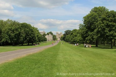 The Long Walk, Windsor