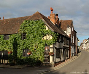 The Leather Bottle, The Street, Cobham