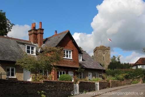 Old School Cottage, Church Road, Brasted