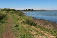 Saxon Shore Way, Lower Halstow