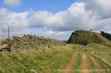 Path to Back Tor, The Great Ridge, Peak District