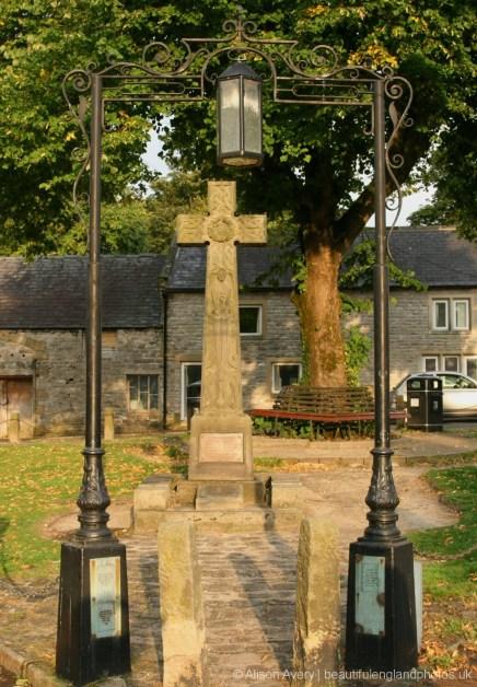 War Memorial, Castleton