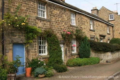 Barnes Cottage and Roselyn Cottage, Eyam