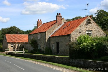 Cottages, Maltongate, Thornton-le-Dale