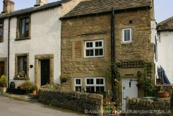 Cottages, Water Lane, Eyam