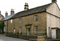 Plague Cottage, Bagshaw House, Eyam