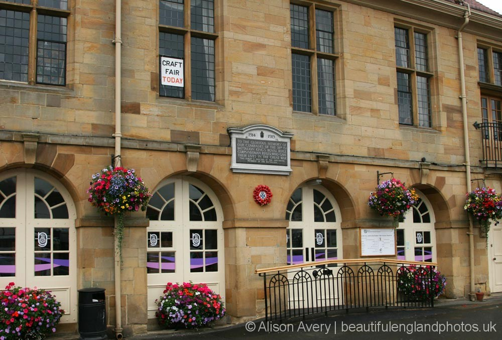Helmsley Town Hall, Market Place, Helmsley