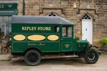Ripley Store delivery van, Ripley