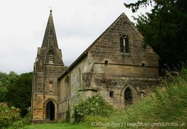 St Mary's Church, Rievaulx