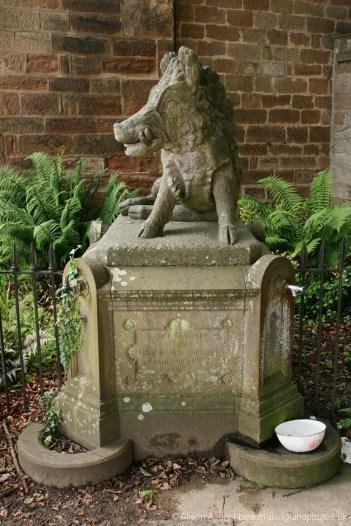 Stone Boar, Ripley