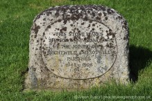 Parish Marker Stone, Brightwell-cum-Sotwell