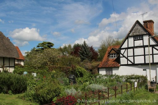 Tudor House Allotments, East Hagbourne