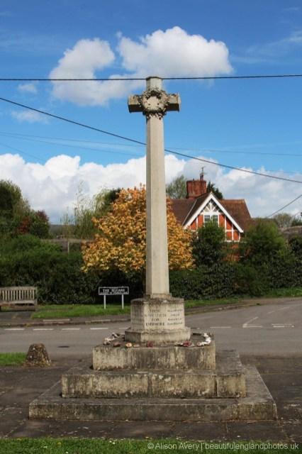 War Memorial, Brightwell-cum-Sotwell