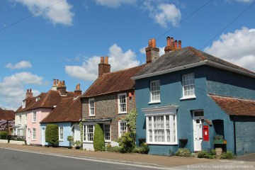 Cottages, Castle Street, Portchester
