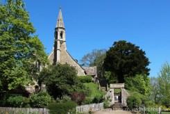 St. Michael and All Angels Church, Clifton Hampden