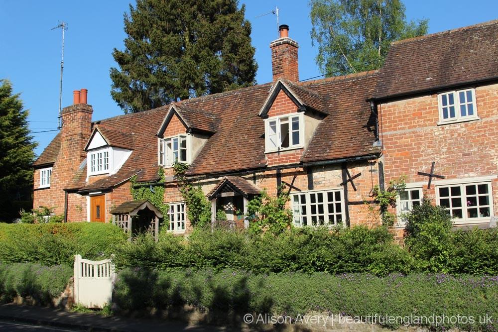 Woodbine Cottage and Fir Tree Cottage, Clifton Hampden