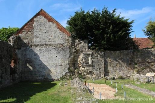 Medieval Tiles, Titchfield Abbey, Titchfield