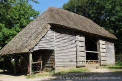 Cowfold Barn, Weald and Downland Living Museum, Singleton