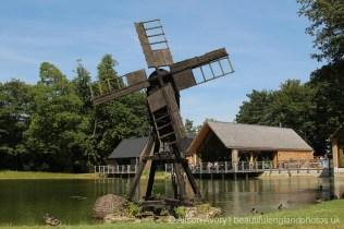 Pevensey Windpump, Weald and Downland Living Museum, Singleton