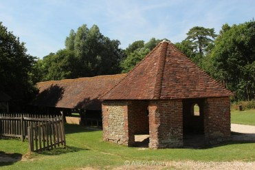 Redford Pugmill and Petersfield Brick-drying Shed, Weald and Downland Living Museum, Singleton