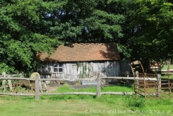 Smithy from Southwater, Weald and Downland Living Museum, Singleton