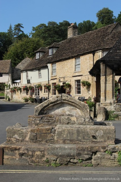 Butter Cross, Castle Combe