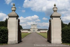 Entrance, Air Forces Memorial, Runnymede