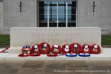Their Name Liveth for Evermore, Air Forces Memorial, Runnymede