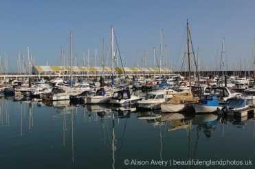 Yachts, Brighton Marina, Brighton
