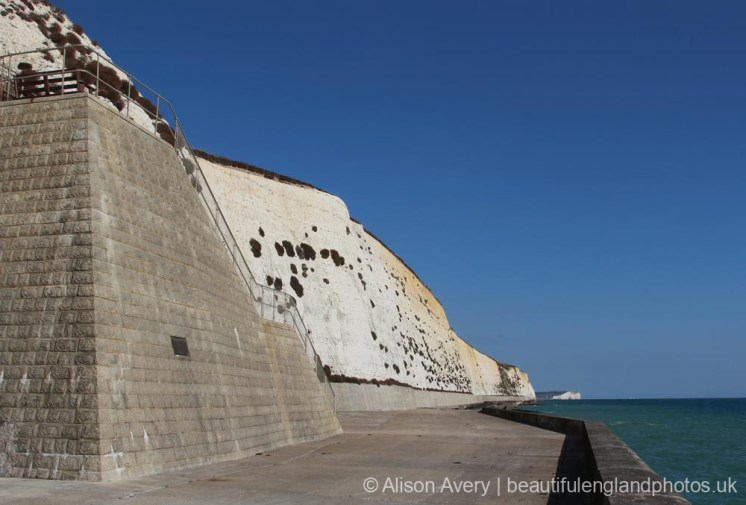 Bastion Steps, Undercliff Walk, Peacehaven