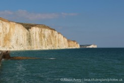 Friars' Bay, from Eastern end of Undercliff Walk, Peacehaven