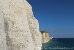 Friars' Bay to Seaford, from Friars' Bay Cliff Steps, Peacehaven