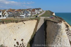 Ramp at Bastion Steps, Peacehaven