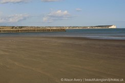 Sandy West Beach, Newhaven