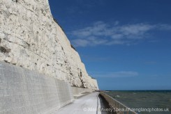 Undercliff Walk, between Ovingdean and Rottingdean