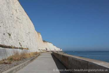 Undercliff Walk, Brighton Marina to Ovingdean Gap