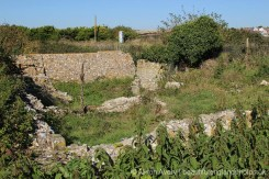 Remains of the Stationmaster's Cottage, Tide Mills, near Newhaven