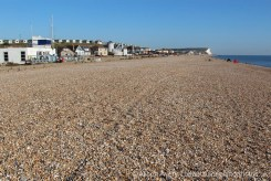 Seaford Beach, between Seaford and Newhaven