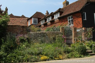 Cottages, from The Tye, Alfriston