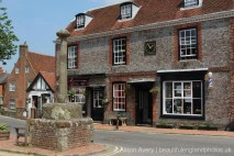 Market Cross and Cross House, Alfriston