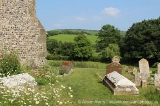 St. Andrew's Churchyard, Alfriston