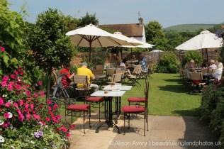 Tea Garden, The Apiary, High Street, Alfriston