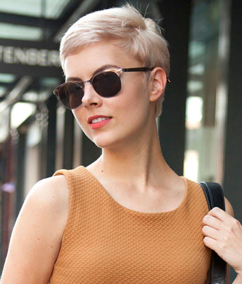 Elegant Short Hairstyles For Women