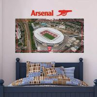 The Official Home of Football Wall Stickers - Arsenal ...