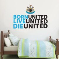 The Official Home of Football Wall Stickers - Newcastle ...