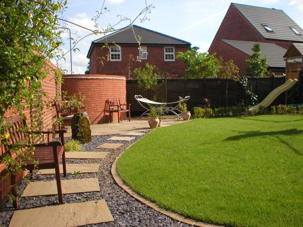 beautiful gardens - lichfield landscape