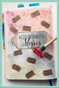 Accountability Mirror Spread