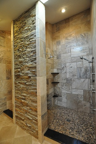 When you think spalike bathroom what does it mean to you