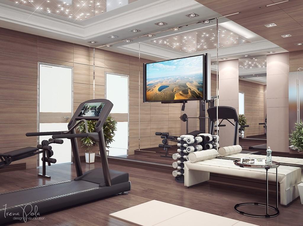 Home Gym Design Services  Beautiful Habitat